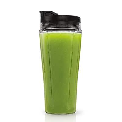 נוטרי נינגה עם שייק ירוק