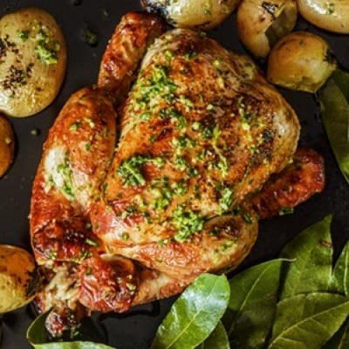 Mustard_roast_chicken